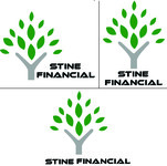 Stine Financial Logo - Entry #109