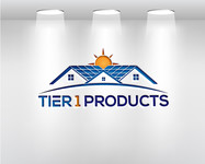 Tier 1 Products Logo - Entry #481