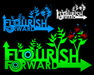Flourish Forward Logo - Entry #38