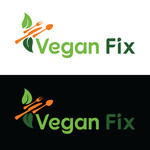 Vegan Fix Logo - Entry #216