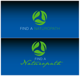 Find A Naturopath Logo - Entry #6