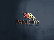 Pancho's Craft Pizza Logo - Entry #126