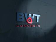BWT Concrete Logo - Entry #119