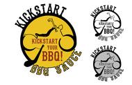 Kickstart BBQ Sauce Logo - Entry #6