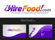 iHireFood.com Logo - Entry #109
