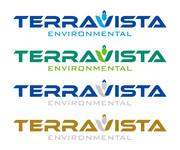 TerraVista Construction & Environmental Logo - Entry #167