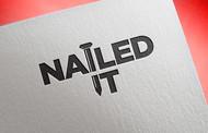 Nailed It Logo - Entry #107