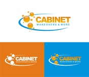 Cabinet Makeovers & More Logo - Entry #134
