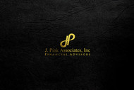 J. Pink Associates, Inc., Financial Advisors Logo - Entry #380