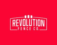 Revolution Fence Co. Logo - Entry #38