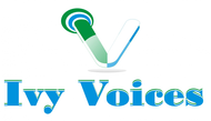Logo for Ivy Voices - Entry #151