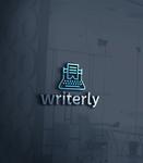 Writerly Logo - Entry #13
