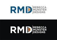 Rebecca Munster Designs (RMD) Logo - Entry #21