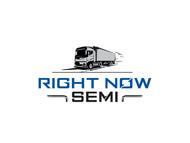 Right Now Semi Logo - Entry #199