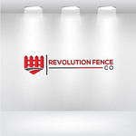 Revolution Fence Co. Logo - Entry #289