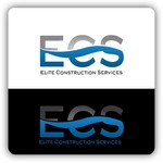 Elite Construction Services or ECS Logo - Entry #34