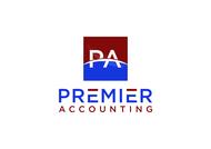 Premier Accounting Logo - Entry #177
