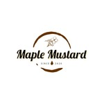 Maple Mustard Logo - Entry #124