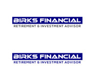 Birks Financial Logo - Entry #110