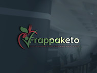 Frappaketo or frappaKeto or frappaketo uppercase or lowercase variations Logo - Entry #22