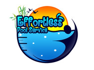 Effortless Pool Service Logo - Entry #45