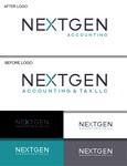 NextGen Accounting & Tax LLC Logo - Entry #536