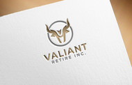 Valiant Retire Inc. Logo - Entry #11