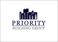 Priority Building Group Logo - Entry #40