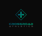 Crossroad Athletics Logo - Entry #2