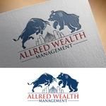 ALLRED WEALTH MANAGEMENT Logo - Entry #776