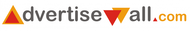 Advertisewall.com Logo - Entry #39