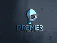 Premier Accounting Logo - Entry #438