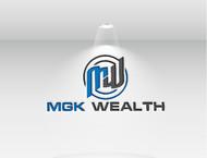 MGK Wealth Logo - Entry #135