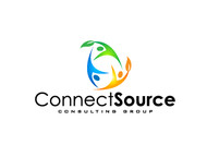 Connect Source Consulting Group Logo - Entry #46