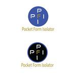 Pocket Form Isolator Logo - Entry #138