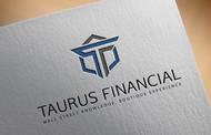 "Taurus Financial (or just ""Taurus"") Logo - Entry #286"
