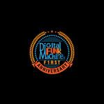 Digital Funk Machine Logo - Entry #43