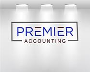 Premier Accounting Logo - Entry #63