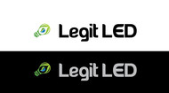 Legit LED or Legit Lighting Logo - Entry #56