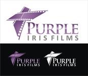Purple Iris Films Logo - Entry #81