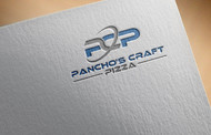 Pancho's Craft Pizza Logo - Entry #8