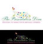The Presentation Diva Logo - Entry #91