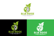 Blue Ridge Diner Logo - Entry #23