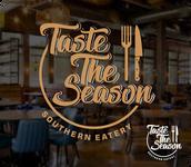 Taste The Season Logo - Entry #165