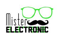Mister Electronic Logo - Entry #34