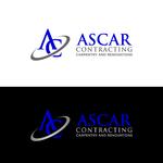 ASCAR Contracting Logo - Entry #2
