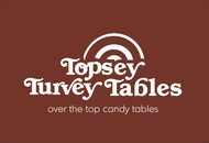 Topsey turvey tables Logo - Entry #129