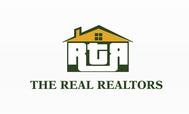 The Real Realtors Logo - Entry #105