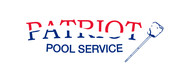 Patriot Pool Service Logo - Entry #118