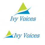Logo for Ivy Voices - Entry #159